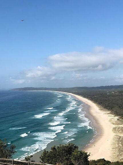Paradis in Byron Bay