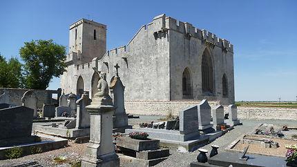 Eglise Saint Martin d'Esnandes