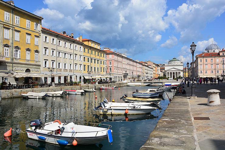 Italie : Trieste et les trésors cachés du Frioul