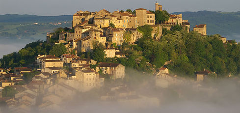 30 beaux villages de France - © B.Piquart - Office de Tourisme de Cordes-sur-Ciel
