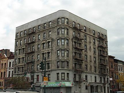 Immeuble dans Harlem