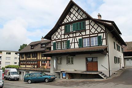Une maison de Küsnacht