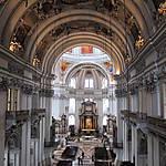 Intérieur de la cathédrale Saint-Rupert