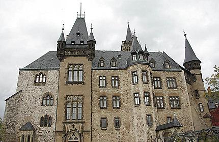 Le château de Wernigerode