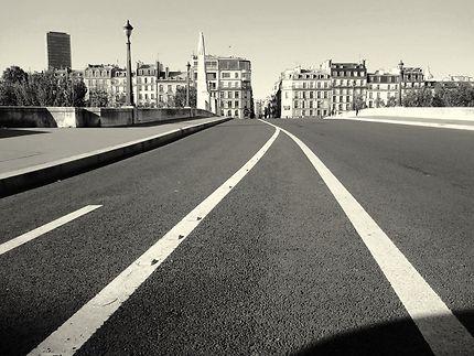 Paris insolite Pont de la Tournelle
