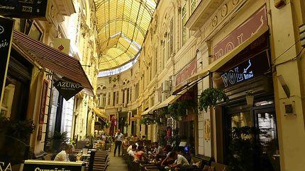Passage couvert Macca Vilacrosse de Bucarest