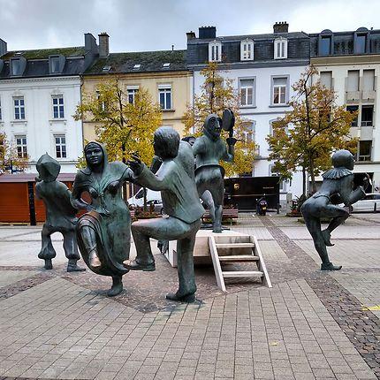 Fête à Luxembourg Ville