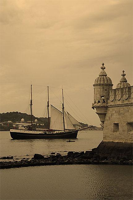 Bateau Torre de Belém