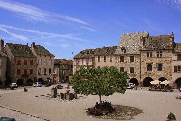 Sauveterre-de-Rouergue (Aveyron)