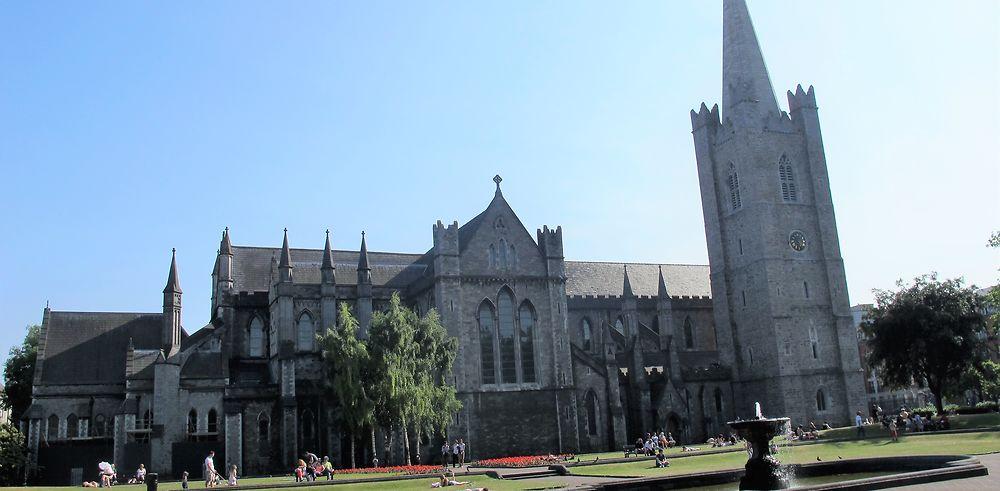 4 jours et 3 nuits à Dublin du 12 au 15 juillet en famille avec des ados
