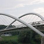 Le pont sur la Tisza