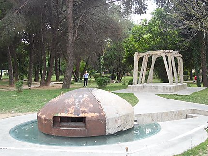 Mémorial de l'isolement communiste