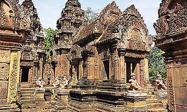Banteay Srei (site d'Angkor)