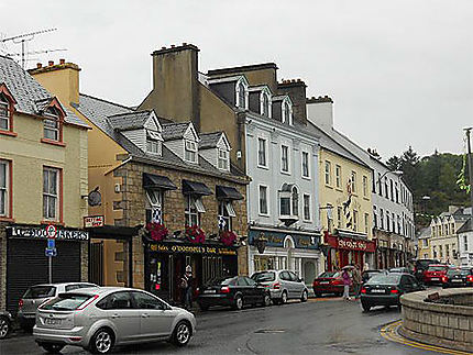 The Diamond, Donegal Town
