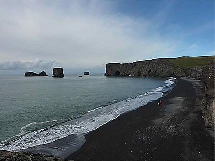 L'Etretat islandais