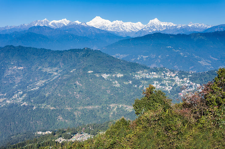 Inde : le Sikkim, Petit Poucet de l'Himalaya
