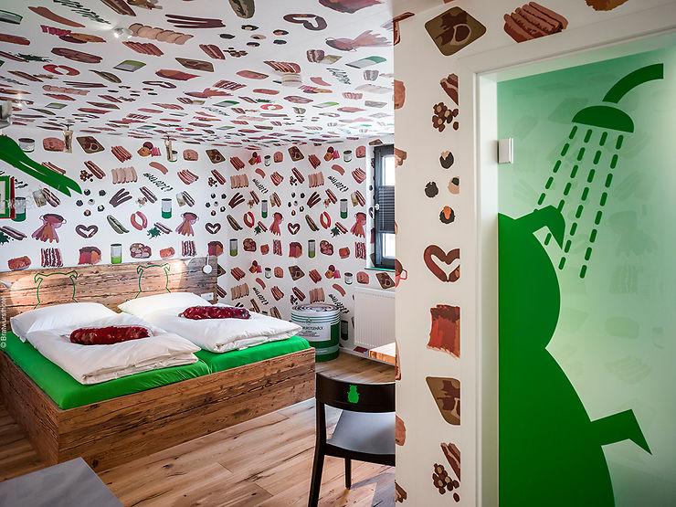 Allemagne - Un hôtel 100% dédié à la saucisse en Bavière