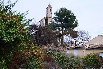 Le village de Dieulefit