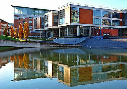 Université de Saint Quentin en yvelines