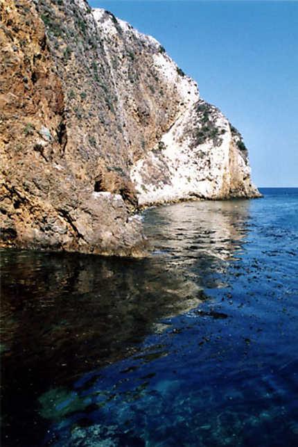 Falaise aux Channel Islands