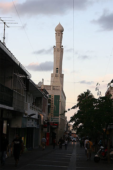 La mosquée Noor-e-Islam
