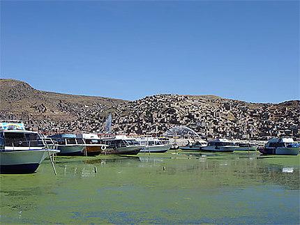 Port de Puno