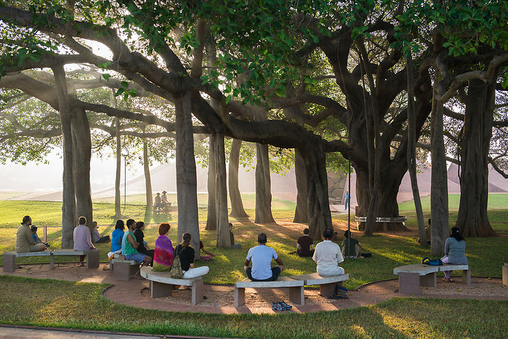 Auroville : un rêve humaniste et universel
