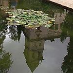 Alhambra reflet