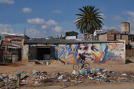 Township à Johannesburg