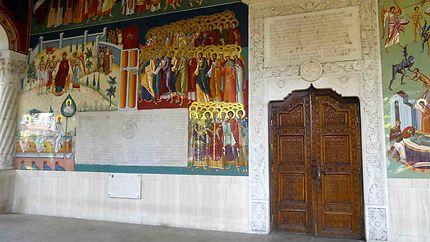 Eglise Saint-Georges à Bucarest