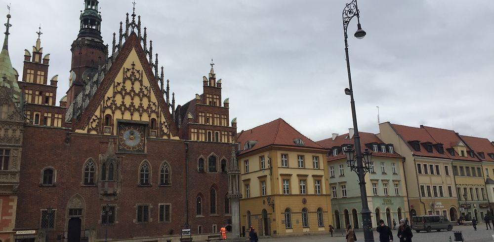 Wroclaw, la petite Venise de Pologne