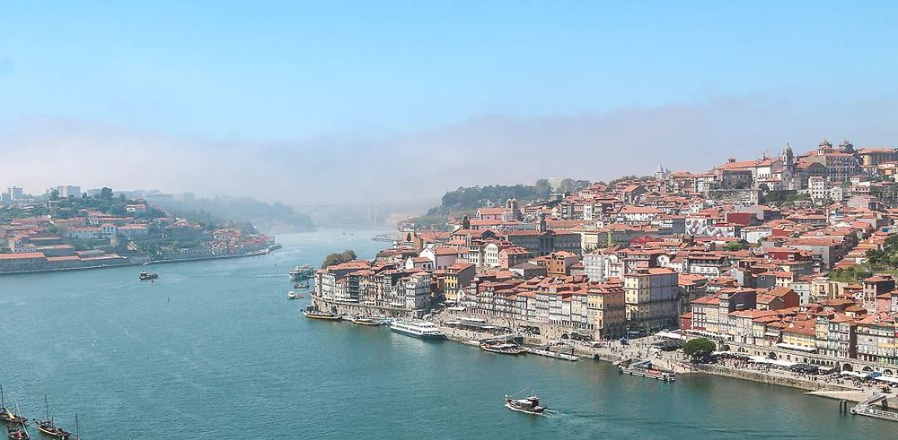 Porto, l'incohérence architecturale