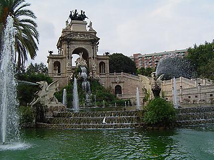 Fontaine du parc de la Ciutadella