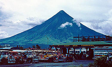 Volcan Mayon (Luzon)