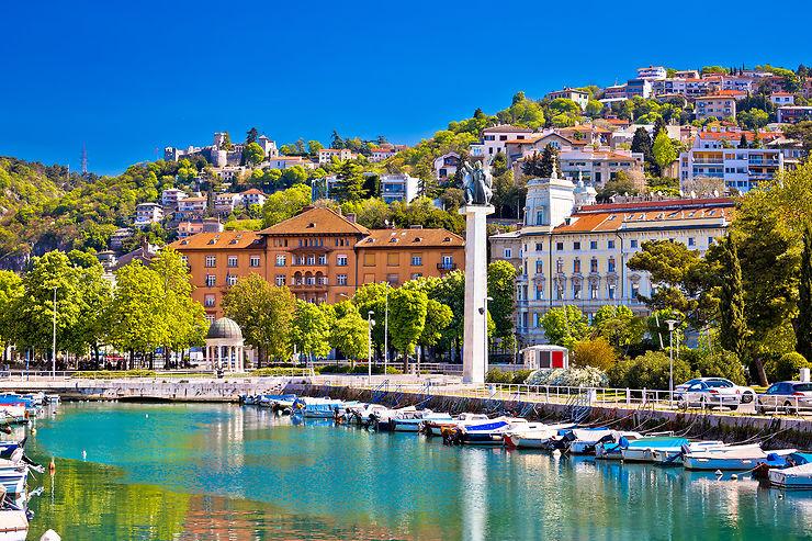 Rijeka et le Kvarner : la Croatie, entre plage et culture
