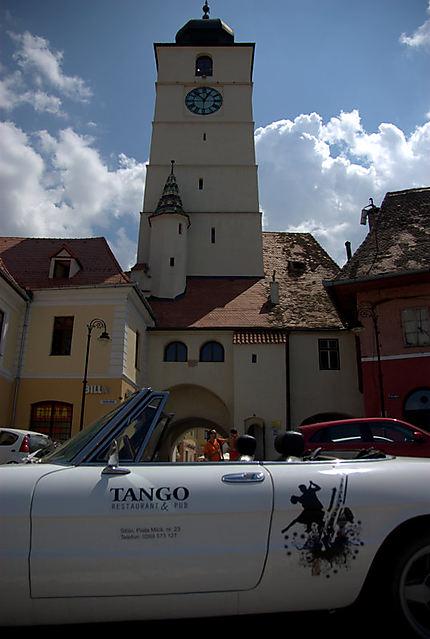 Sibiu - Tour du Conseil