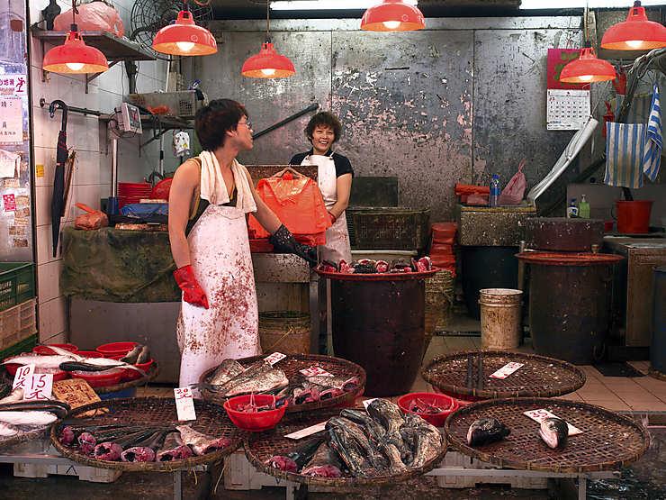 Les Wet Markets, ces savoureux marchés alimentaires