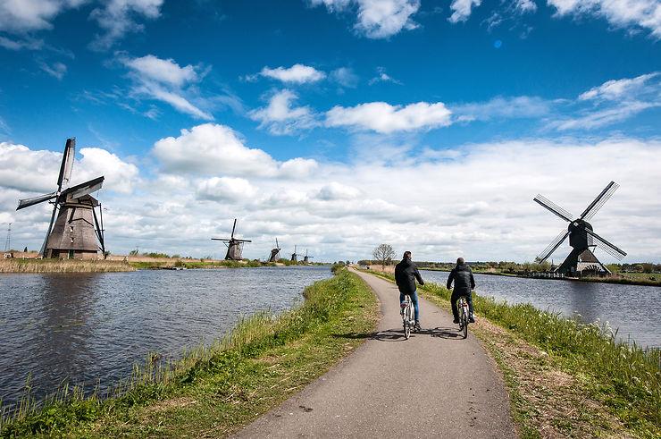 La Hollande méridionale et la Zélande à vélo