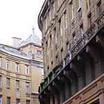 La petite rue Anker köz