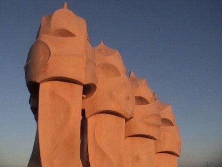 chez Gaudi