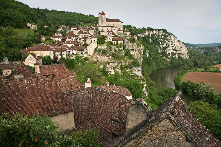 Occitanie - Le Tour du Lot, un itinéraire de 400 km de sentiers balisés
