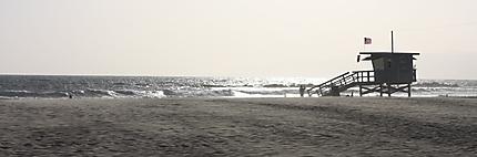 Plage de Venice Beach