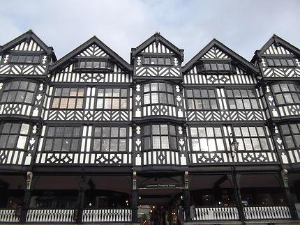Grosvenor Shopping Centre et Rows