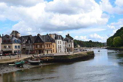 Le port de Saint Goustan Auray