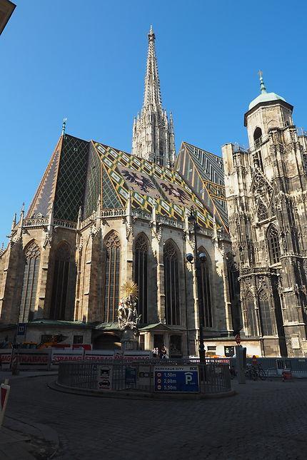 Chevet de la cathédrale Saint-Etienne