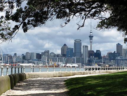 Centre-ville d'Auckland