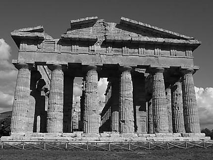 Temple grec a Paestum