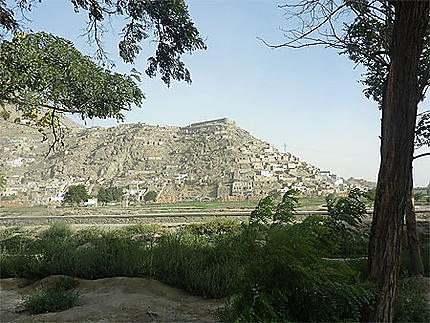 Montagne de Kaboul