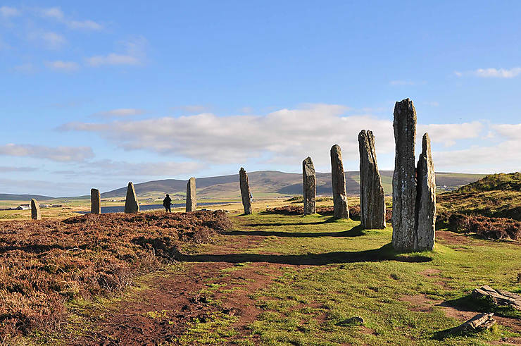 Écosse : le Nord-Est, d'Édimbourg aux Orcades