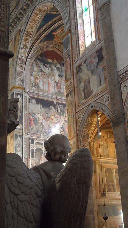 Eglise Santa Croce - Florence